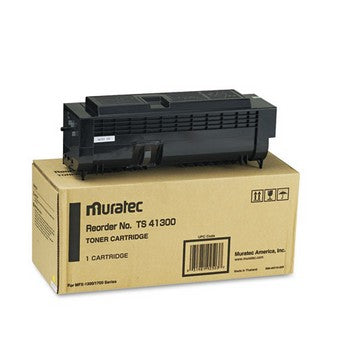 Compatible Muratec TS41300 Black Toner Cartridge