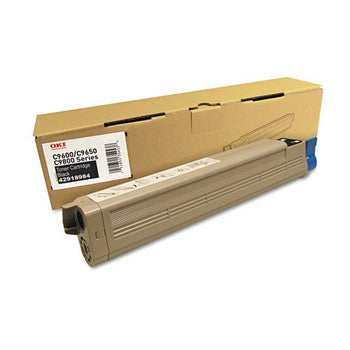 Okidata 42918984 Black Toner Cartridge