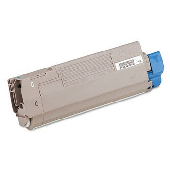 Okidata 43381903 Cyan Toner Cartridge