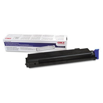 Okidata 43979101 Black Toner Cartridge