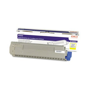 Okidata 44059213 Yellow Toner Cartridge