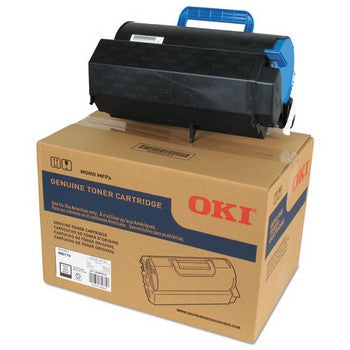Okidata 45460510 Black, Standard Yield Toner Cartridge