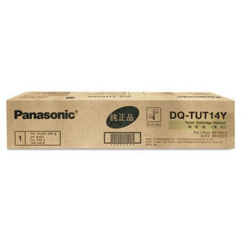 Panasonic DQ-TUT14Y Yellow Toner Cartridge, Panasonic DQTUT14Y