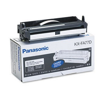 Panasonic KX-FA77D Black Drum, Panasonic KXFA77D