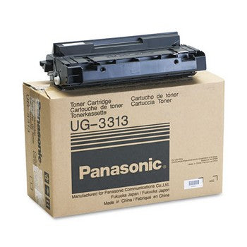 Panasonic UG-3313 Black Toner Cartridge, Panasonic UG3313