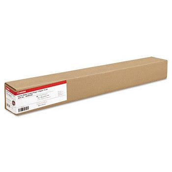 "PM Company PMC44142 42"" x 150 ft., White Bond Paper Roll"