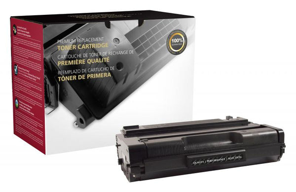 CIG Remanufactured Extended Yield Toner Cartridge for Ricoh 406465/406989