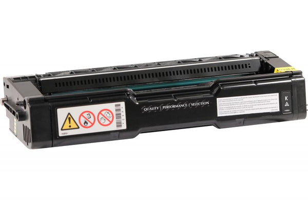 CIG Remanufactured High Yield Black Toner Cartridge for Ricoh 406475