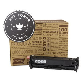 Reliance (HP 304A) Remanufactured Black, Standard Yield (Reliance) Toner Cartridge, Reliance RPT/CC530A