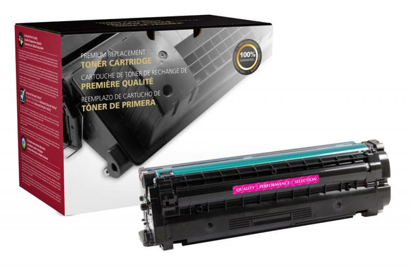 CIG Remanufactured High Yield Magenta Toner Cartridge for Samsung CLT-M506L/CLT-M506S