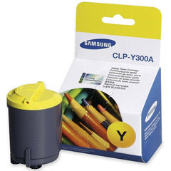 Samsung CLPY300A Yellow Toner Cartridge