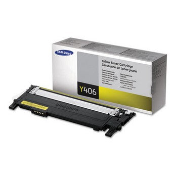 Samsung CLTY406S Yellow Toner Cartridge
