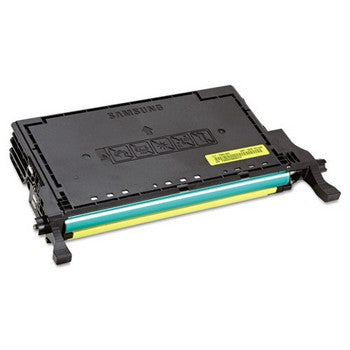 Samsung CLT-Y508L Yellow, High Yield Toner Cartridge, Samsung CLTY508L
