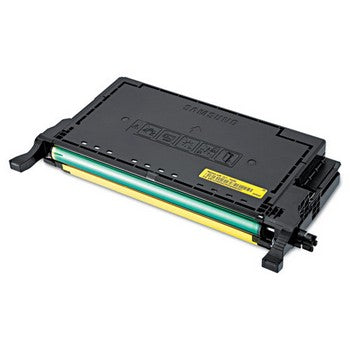 Samsung CLT-Y609S Yellow, High Yield Toner Cartridge, Samsung CLTY609S