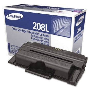 Samsung ML-TD208L Black, High Capacity Toner Cartridge, Samsung MLTD208L