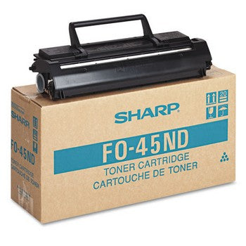 Sharp FO-45ND Black Toner Cartridge, Sharp FO45ND