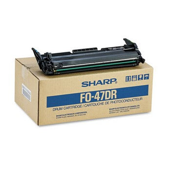 Sharp FO-47DR Black Drum, Sharp FO47DR
