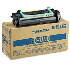 Sharp FO-47ND Black Toner Cartridge, Sharp FO47ND