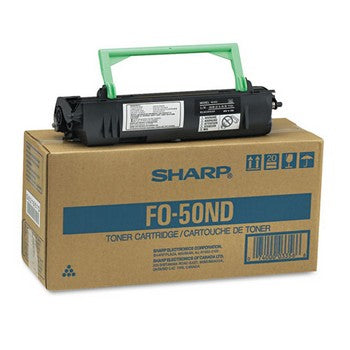 Sharp FO-50ND Black Toner Cartridge, Sharp FO50ND
