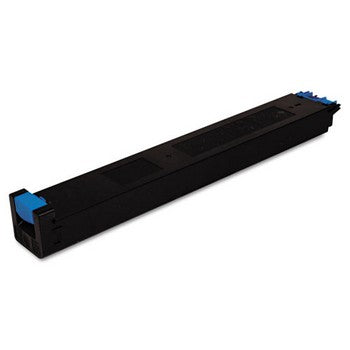 Sharp MX-27NTCA Cyan Toner Cartridge, Sharp MX27NTCA