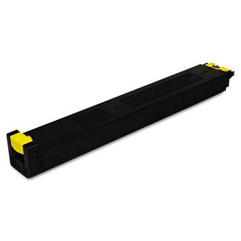 Sharp MX-27NTYA Yellow Toner Cartridge, Sharp MX27NTYA