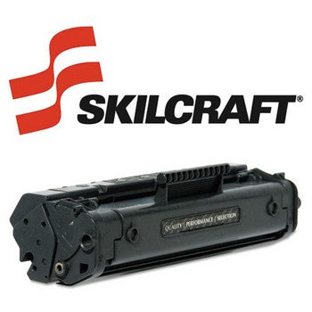 Compatible HP 92A Black, Standard Yield Toner Cartridge, SKILCRAFT SKL-C4092A