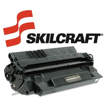 Compatible HP 29X Black, High Yield Toner Cartridge, SKILCRAFT SKL-C4129X