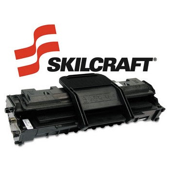 Compatible SKILCRAFT SKL-D1110 Black, Standard Yield Toner Cartridge