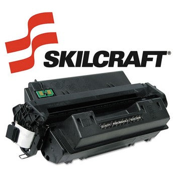 Compatible HP 10A Black, Standard Yield Toner Cartridge, SKILCRAFT SKL-Q2610A