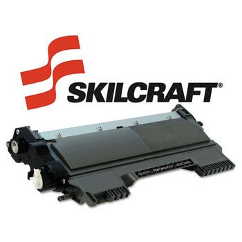 Compatible Brother TN450 Black, High Yield Toner Cartridge, SKILCRAFT SKL-TN450