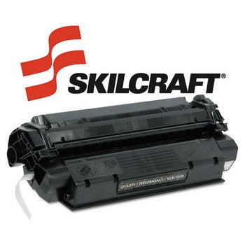 Compatible Canon X25 Black, Standard Yield Toner Cartridge, SKILCRAFT SKL-X25
