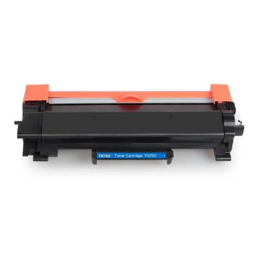 Brother TN-760 (TN760) Black Toner Cartridge compatible