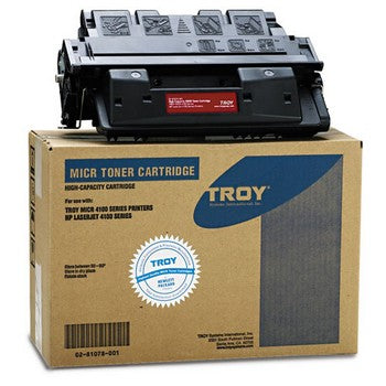 Compatible Troy 0281078001 Black, High Yield Toner Cartridge