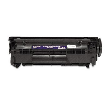 Compatible Troy 0281132500 Black Toner Cartridge