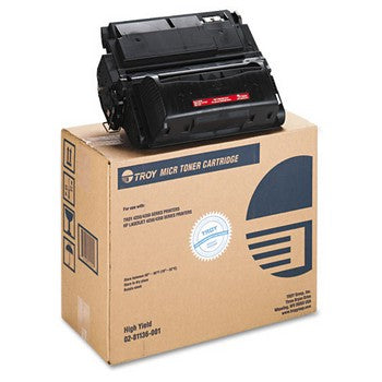Compatible Troy 0281136001 Black, High Yield Toner Cartridge