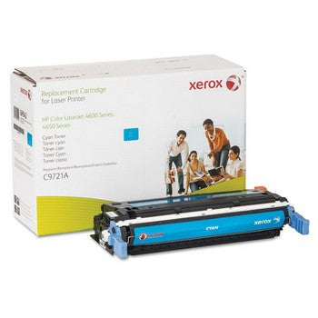 006R00942 Replacement Toner for C9721A (641A), Cyan