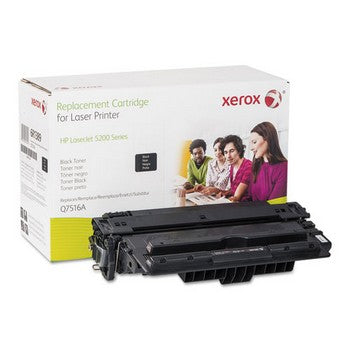 006R01389 Replacement Toner for Q7516A (16A), Black