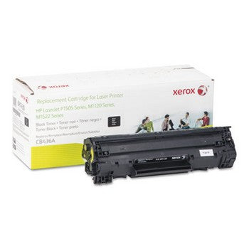 006R01430 Replacement Toner for CB436A (36A), Black