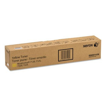 Xerox 006R01458 Yellow, Standard Yield Toner Cartridge, Xerox 006R01458