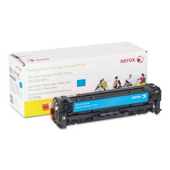 006R01486 Replacement Toner for CC531A (304A), 2800 Page Yield, Cyan