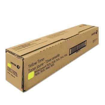 Xerox 6R1514 Yellow, Standard Yield Toner Cartridge, Xerox 6R1514