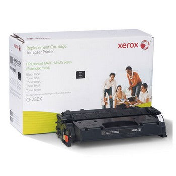 006R03206 Remanufactured CF280X (80X) Extended-Yield Toner, Black