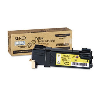 Xerox 106R01333 Yellow Toner Cartridge