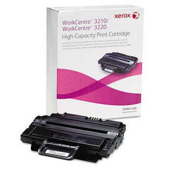 Xerox 106R01486 Black Toner Cartridge