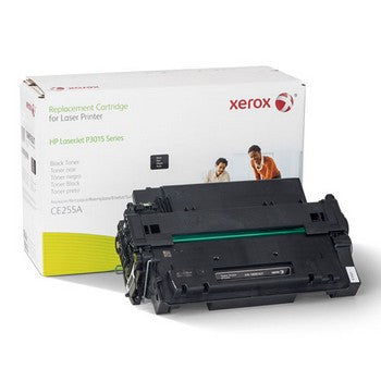 106R01621 Replacement Toner for CE255A (55A), 8200 Page Yield, Black