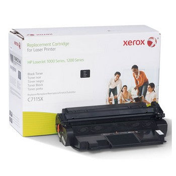 106R02146 Remanufactured C7115X (15X) Extended-Yield Toner, Black