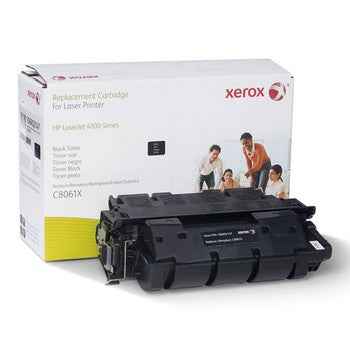 106R02147 Remanufactured C8061X (61X) Extended-Yield Toner, Black