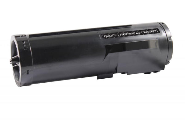 CIG Remanufactured Extra High Yield Metered Toner Cartridge for Xerox 106R02724