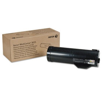 Xerox 106R02736 Black, Standard Yield Toner Cartridge, Xerox 106R02736