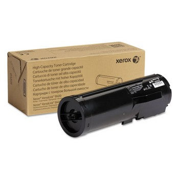 Xerox 106R03582 Black, High Yield Toner Cartridge, Xerox 106R03582